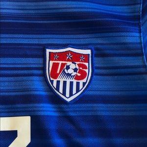 Nike Shirts & Tops - Alex Morgan Nike Dri-Fit USA jersey 🇺🇸